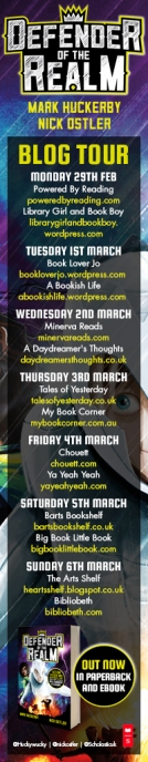 Defender Blog Tour Banner