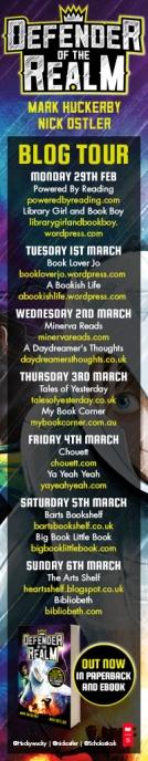 Defender Blog Tour Banner