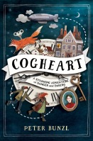 Image result for cogheart by peter bunzl