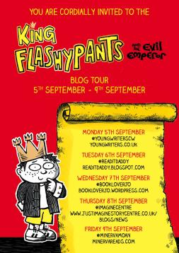 Flashypants tour announcement